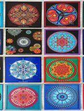 Coloriage: les bienfaits du mandala