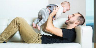 Comment impliquer Papa dans l'éducation de bébé?