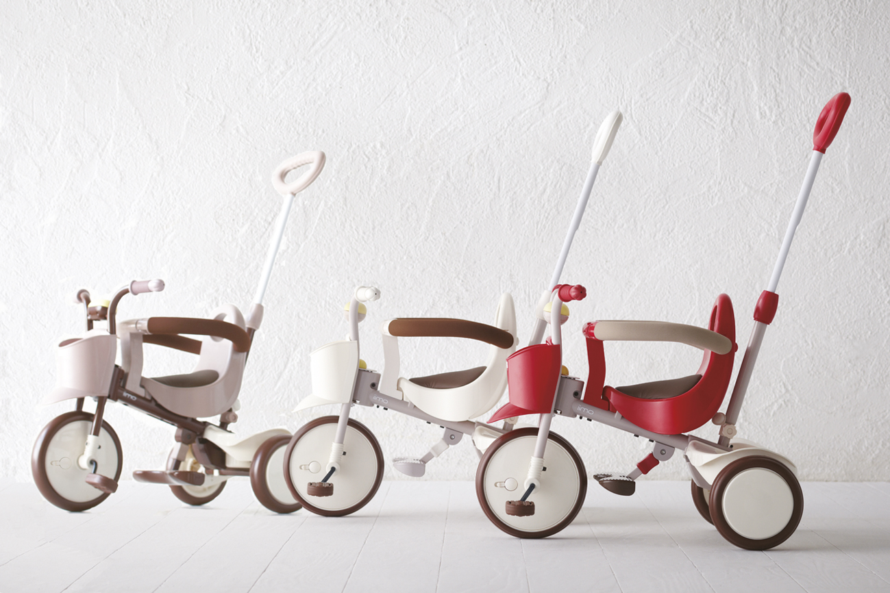 Comment choisir un tricycle évolutif ?