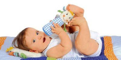 Notre top 3 des jeux en tissu pour un bébé