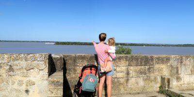 Partir en vacances avec les enfants