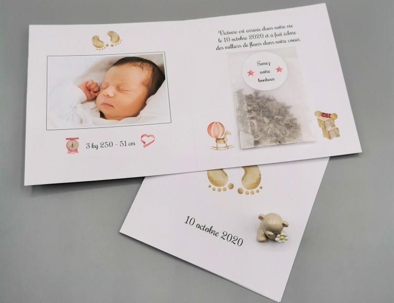 Comment annoncer la naissance de son enfant de façon originale ?